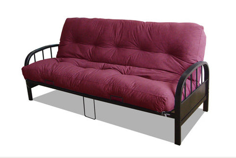 Futon Frame and Mattress  IF-211