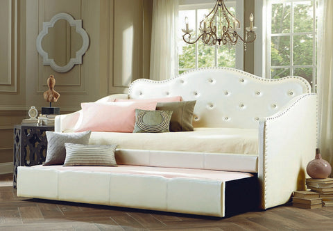 Day Bed - Single with Rhinestone Jewels  IF-319