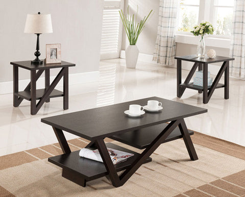 3Pc Coffee Table Set  IF-3500