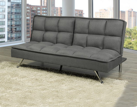Klick Klack Futon in Grey  IF-358