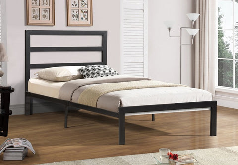 Bed - Black Metal  IF-5810