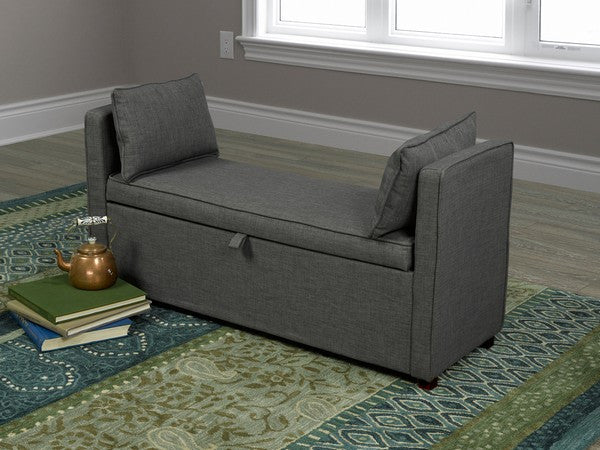 Bench including 2 Accent Pillows  IF-620