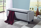 Storage Bench - Various Colours with Nail heads IF-6250 /1 /2