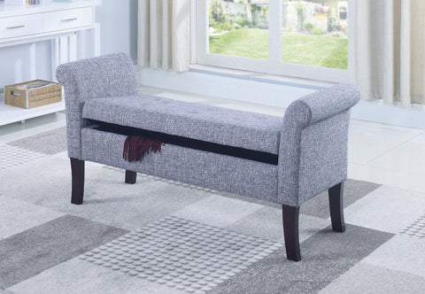 Storage Bench - Many Colours and Fabrics IF-668
