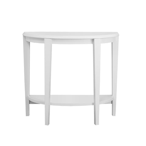 "ACCENT TABLE - 36""L / WHITE HALL CONSOLE   MN-2451"