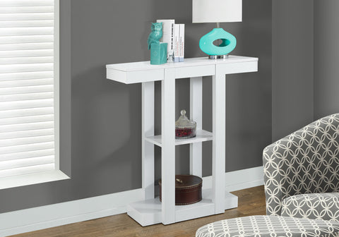 "ACCENT TABLE - 32""L / WHITE HALL CONSOLE   MN-2455"