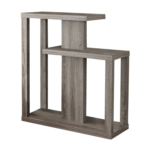 "ACCENT TABLE - 32""L / DARK TAUPE HALL CONSOLE   I-2472"