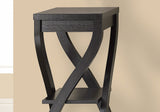 "ACCENT TABLE - 32""H / CAPPUCCINO    MN-2478"