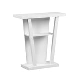 "ACCENT TABLE - 32""L / WHITE HALL CONSOLE   I-2560"