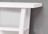 "ACCENT TABLE - 32""L / WHITE HALL CONSOLE   MN-2560"