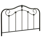 BED - QUEEN OR FULL SIZE / COFFEE HEADBOARD OR FOOTBOARD   I-2618Q