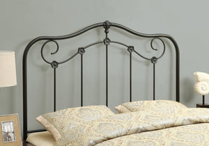 BED - QUEEN OR FULL SIZE / COFFEE HEADBOARD OR FOOTBOARD     MN-202618Q