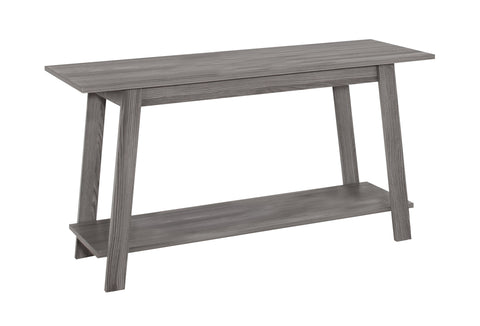 "TV STAND - 42""L / GREY   MN-2737"