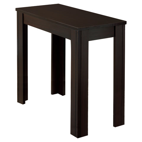 ACCENT TABLE - CAPPUCCINO   I-3111