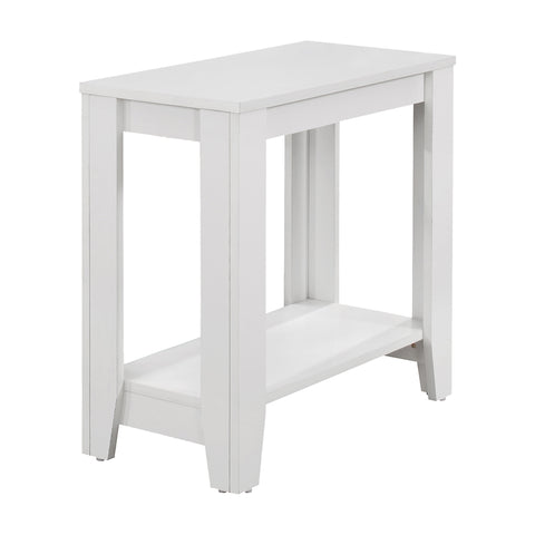 ACCENT TABLE - WHITE  I-3117