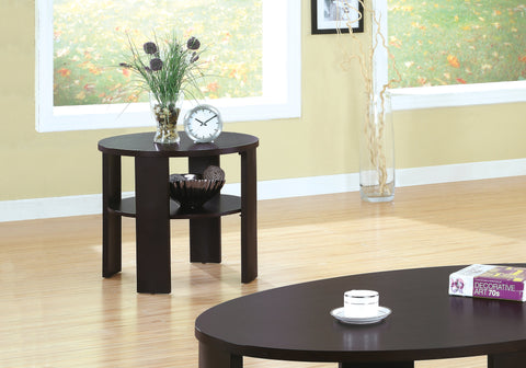 ACCENT TABLE - CHERRY    MN-7861E