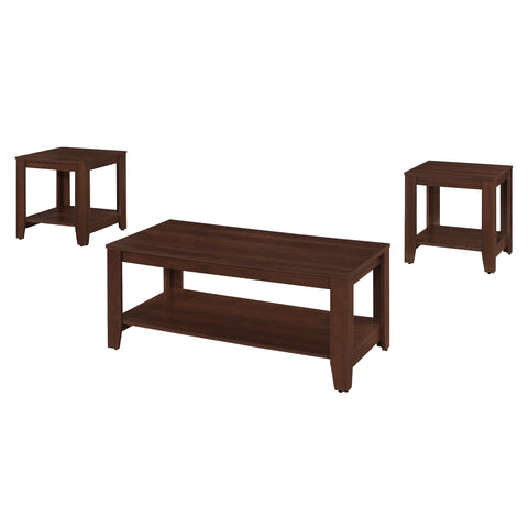 TABLE SET - 3PCS SET / CHERRY  MN-7993P