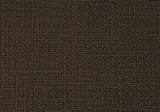 ACCENT CHAIR - DARK BROWN FABRIC  MN-8275