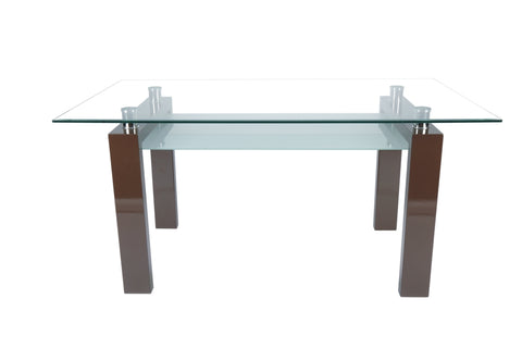 Glass Dining Table Nano - Modern Glass