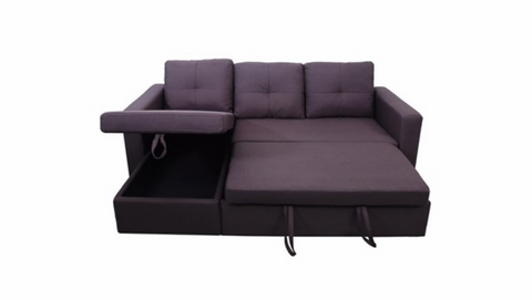 Sectional Sofa with Pull Out Bed- BOL Roy