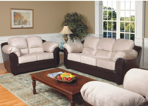 3Pc Sofa Set - Rel 2007