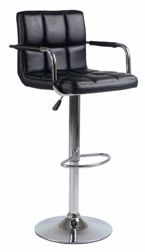 Bar Stool - Black  ST-7730