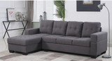 Diamond Sectional Couch - Various Colours  BOL-Diamond