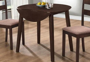 Table Only - Round  Drop Leaf  T-Toronto