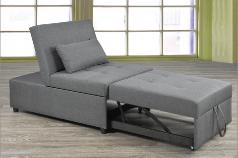 T-1800 Transformable Ottoman/Chair/Bed  TUS-1800