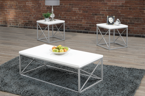 3 Pc Coffee Table Set TUS-5332