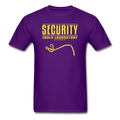 """Security Ebola Laboratory"" - Men's T-Shirt"