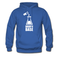 """Drop the Base"" - Men's Hoodie - Hoodie - ScienceT-Shirts"