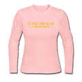 """Bazinga"" - Women's Long Sleeve T-Shirt"