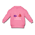 "Pink ""You're Overreacting"" - Toddler Hoodie"