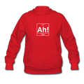 """Ah! The Element of Surprise"" - Women's Hoodie - Hoodie - ScienceT-Shirts"