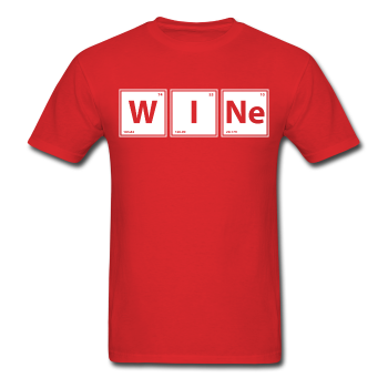 """WINe"" - Men's T-Shirt"
