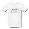 """Forget Lab Safety"" - Kids' T-Shirt - T-Shirt - ScienceT-Shirts"