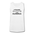 """I Found this Humerus"" - Kids' Tank Top - Tank - ScienceT-Shirts"