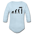 """Stop Following Me"" - Baby Long Sleeve One Piece"