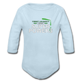"""Forget Lab Safety"" - Baby Long Sleeve One Piece - One Piece - ScienceT-Shirts"