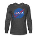 """NASA Pizza"" - Men's Long Sleeve T-Shirt"