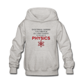"""Everything Happens for a Reason"" - Kids' Hoodie - Hoodie - ScienceT-Shirts"