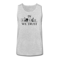"""In Science We Trust"" (black) - Kids' Tank Top - Tank - ScienceT-Shirts"