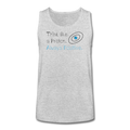 "UNPUBLISHED - Spreadshirt Article not found | UNPUBLISHED - Spreadshirt Article not found | ""Think like a Proton"" (black) - Kids' Tank Top - Tank - ScienceT-Shirts"