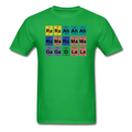 """Lady GaGa Periodic Table"" - Men's T-Shirt - T-Shirt - ScienceT-Shirts"