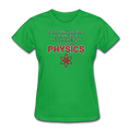 """Everything Happens for a Reason"" - Women's T-Shirt - T-Shirt - ScienceT-Shirts"