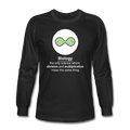 """Biology Division"" - Men's Long Sleeve T-Shirt"