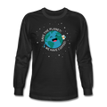 """Save the Planet"" - Men's Long Sleeve T-Shirt"