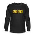 "UNPUBLISHED - Spreadshirt Article not found | ""NaH BrO"" - Men's Long Sleeve T-Shirt - T-Shirt - ScienceT-Shirts"