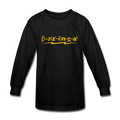 """Bazinga"" - Kids' Long Sleeve T-Shirt - Long Sleeve Shirt - ScienceT-Shirts"